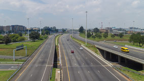Johannesburg Highways Stock Images
