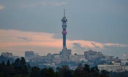 Johannesburg linia horyzontu Zdjęcie Stock