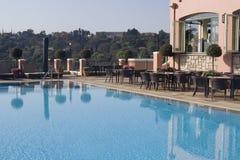Johannesburg - Nice Resort. Swimming Pool at a nice resort in Johannesburg, South Africa Stock Photography