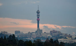 Johannesburg Skyline Stock Photo
