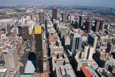 Johannesburg stad royaltyfria foton