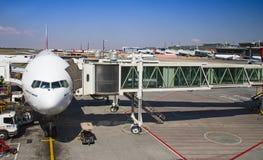 Johannesburg Tambo lotnisko Obrazy Royalty Free