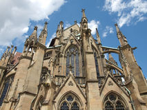 Johanneskirche Church, Stuttgart Stock Photography