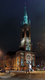 Johanneskirche in Dusseldorf, Germany Stock Image