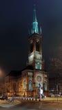 Johanneskirche in Dusseldorf, Germany Stock Image