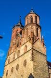 Johannis church in Gottingen - Germany Stock Photos