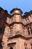 Johannisburg palace in Aschaffenburg, Germany Royalty Free Stock Photo