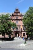 Johannisburg palace in Aschaffenburg, Germany Stock Photo