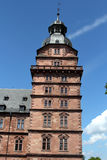 Johannisburg palace in Aschaffenburg, Germany Royalty Free Stock Photography