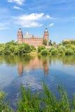 Johannisburg palace Royalty Free Stock Images