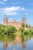Johannisburg palace Stock Photography