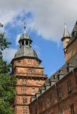 Johannisburg Palace and Gardens Royalty Free Stock Photo