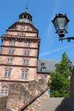 johannisburg schloss βήματα Στοκ φωτογραφία με δικαίωμα ελεύθερης χρήσης