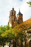 Johanniskirche lub St John kościół w Goettingen, Niemcy Obraz Royalty Free