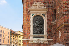John ΙΙΙ πινακίδα Sobieski Στοκ Εικόνες