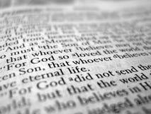 John-3:16 Stockbild