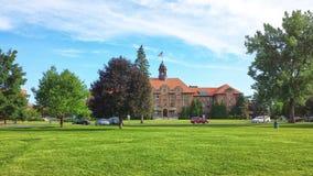 John Abbott College Imagenes de archivo