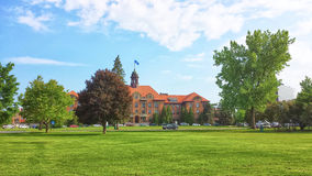 John Abbott College Fotografía de archivo