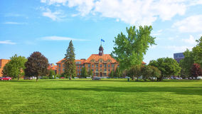 John Abbott College Foto de archivo libre de regalías