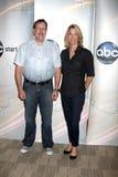 John Altschuler y Nancy Carell  Fotografía de archivo