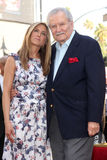 John Aniston, Jennifer Aniston Royalty Free Stock Photography