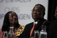 John Atta Mills President of Ghana Stock Images