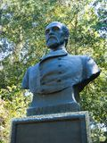 John B Sanborn Bust Civil War Vicksburg Stock Photo