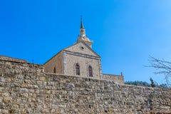 John Baharim Catholic Church Stock Photos