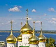 John the Baptist church. Nizhny Novgorod, Russia Stock Image