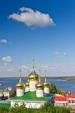 John the Baptist church. Nizhny Novgorod, Russia Royalty Free Stock Image
