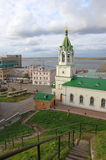 John the Baptist church. In Nizhny Novgorod, Russia Royalty Free Stock Photo