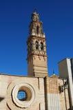 John the Baptist church bell tower, Ecija, Spain. Stock Photography