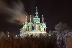 John Baptist Church dans Yaroslavl Image stock