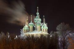 John Baptist Church i Yaroslavl Fotografering för Bildbyråer