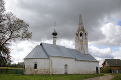 John the Baptist Church (Rozhdestvenskaya). Suzdal Stock Images