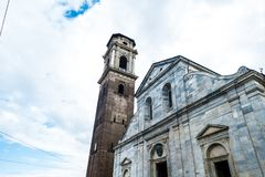 John the Baptist Church, Turin, Piedmont, Italy Stock Photography