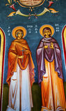 John Baptist Greek Orthodox Church Bethany über Jordanien hinaus Lizenzfreie Stockfotografie