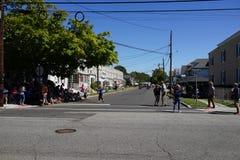 2015 John Basilone Parade 10 Stock Foto's