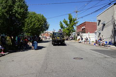 The 2015 John Basilone Parade 82 Stock Photos