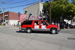 The 2015 John Basilone Parade 19 Stock Photos