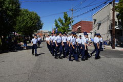 2015 John Basilone Parade Part 2 15 Royalty-vrije Stock Foto's
