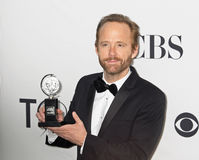 John Benjamin Hickey Wins Tony Royalty Free Stock Photos
