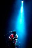 John Berkhout żywy występ przy Bime festiwalem (zespół) Zdjęcia Royalty Free