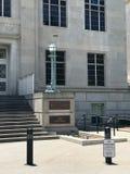 John C. Calhoun Office Building, Columbia, South Carolina.  stock photos