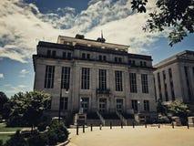 John C. Calhoun Office Building, Columbia, South Carolina.  stock images