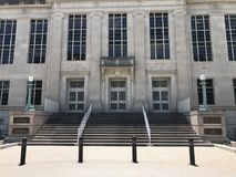 John C. Calhoun Office Building, Columbia, South Carolina.  stock image