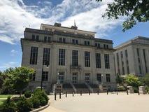 John C. Calhoun Office Building, Columbia, South Carolina.  royalty free stock photos