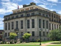 John C. Calhoun Office Building, Columbia, South Carolina.  royalty free stock images