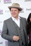 John C Riley arrives at the 2012 Film Independent Spirit Awards Royalty Free Stock Image