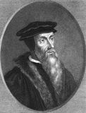 John Calvin Royalty Free Stock Photography